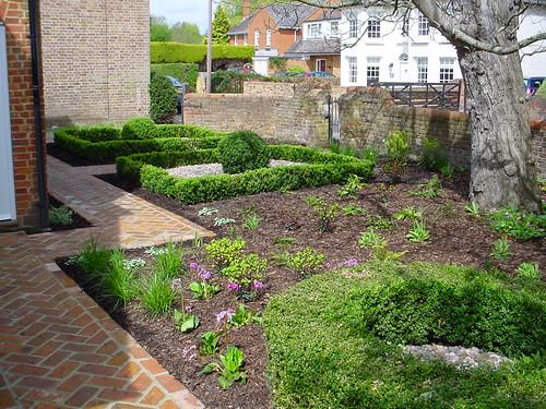 Landscaping Prestbury - Formal Garden  Image 33