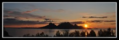 Midnattsol 2 (StianKri) Tags: nature norway landscape norge norwegen artic midnightsun midnatsol