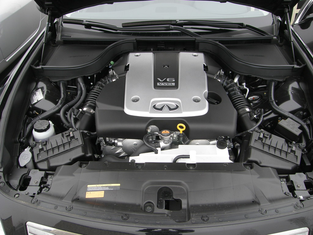 2009 infiniti g37 sedan journey lamzgarage as the acronym suggested the g37 is now equipped with a state of the art 37 liter vanachro Choice Image