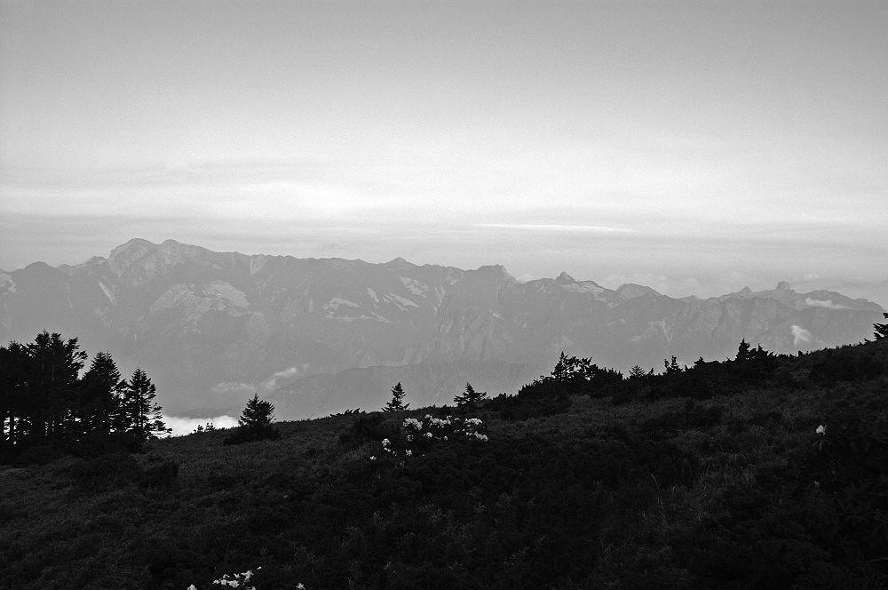 南湖大山day3-11 聖稜線