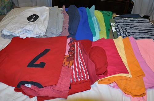 Bag sale at thrift shop!