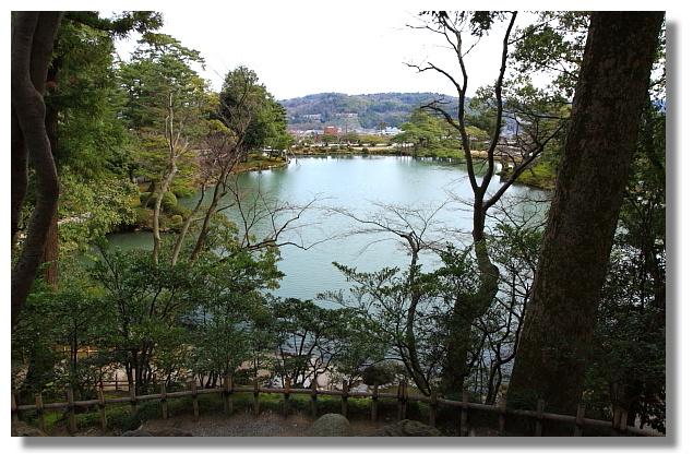 兼六園霞之池