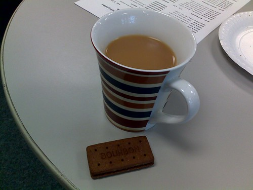 Do You Run on Tea and Biscuits?