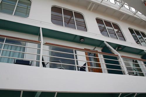 Carnival Elation - Our Balcony (V14)