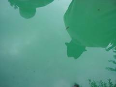 Riflessioni (mikive88) Tags: verde green water hat cielo heads teste acqua riflessi riflessioni ribetes cadimalanca