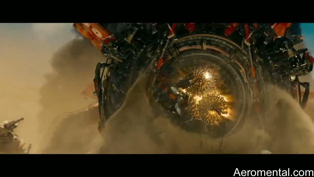 Transformers 2 Devastator boca