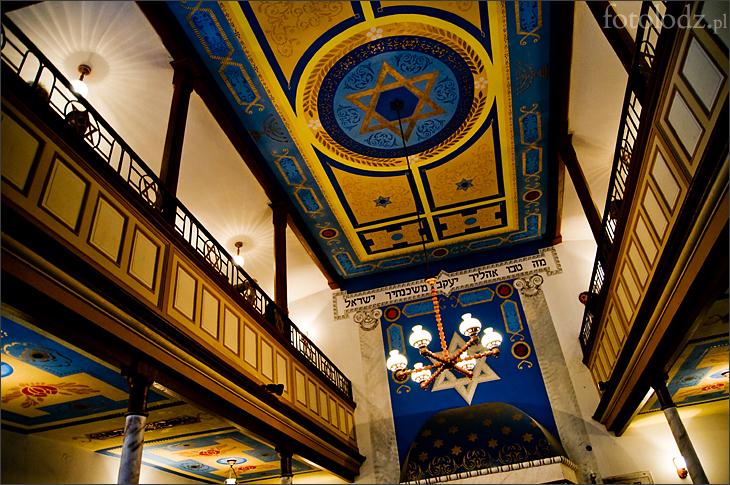Synagoga Reicherów w Łodzi