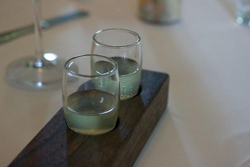 chamomille spritzer
