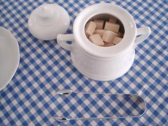 pinça para açúcar