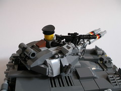 DRPA Raptor-2 (Andreas) Tags: germany tank lego drpa
