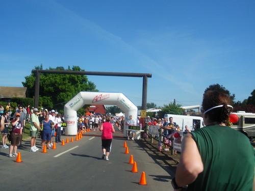 Foot Traffic Flat Half Marathon 19