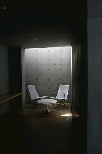 Tadao Ando - Vitra Quiet Room