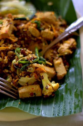 nasi goreng ala Ubudian by ab '09