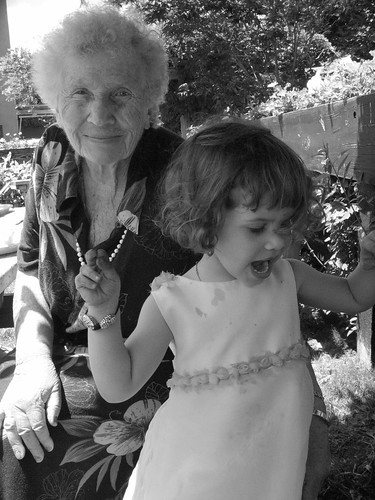 Great grandma and Sage