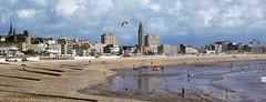 Panorama le havre France (Rolye) Tags: france beach yahoo google view shot image pentax images views com msn 1001nights aol baidu tw smrgsbord lehavre k10d