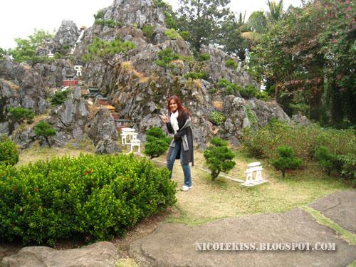 me and Mount Taishan