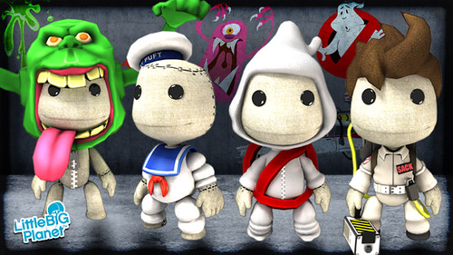 Ghostbusters LBP Costumes