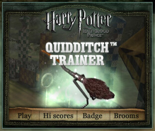 Harry Potter widget