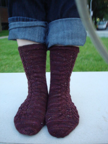 Blackrose Socks