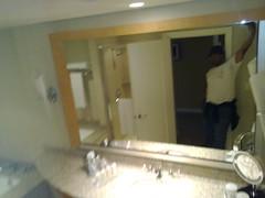 Conrad Hotel bathroom