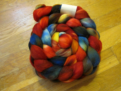 All Spun Up, Superwash Merino
