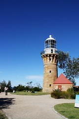 Barranjoey Lighthouse @ Palm Beach (Felipe A) Tags: lighthouse palmbeach barranjoey