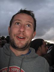 Lovebox Weekender (russelljsmith) Tags: uk friends england sky people music man london festival wonder fun concert victoriapark europe gig drinks surprise drunks 2009 lovebox loveboxweekender 77285mm loveboxweekender2009 lovebox2009 lastfm:event=861454