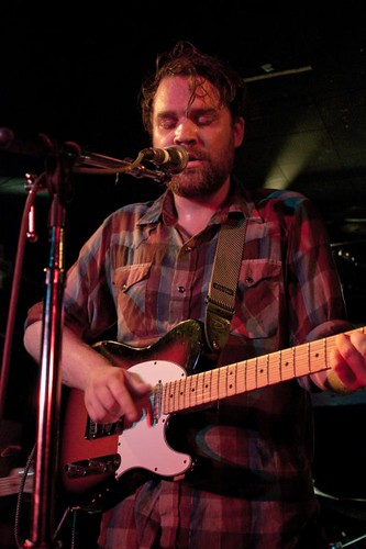 Frightened Rabbit—July 22, 2009 @ Horseshoe Tavern by aboylikeme.