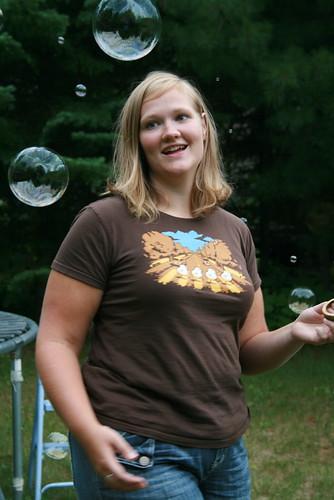 Courtlin Bubble