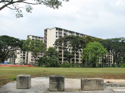 Block 80, Tanglin Halt