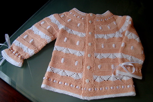 LLanas Stop Baby Sweater #11 (back)