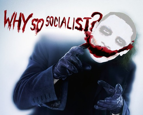 Obama - Why so socialist?
