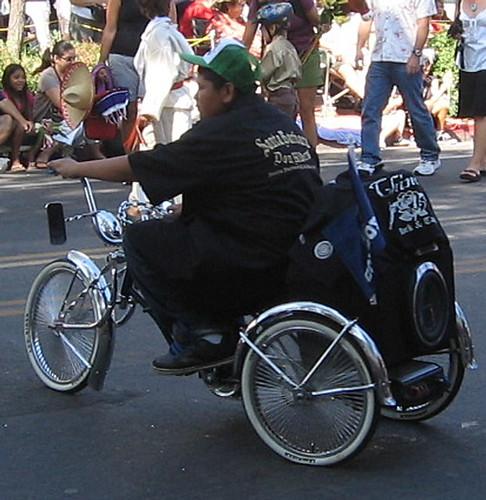 Santa Barbara Don Riders - Lowrider Bike Club - Cartas