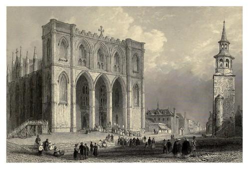 001-Catedral de Montreal 1840