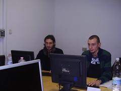 Ciccio e Marco (marco2684) Tags: italy milan milano marco ciccio lavoro