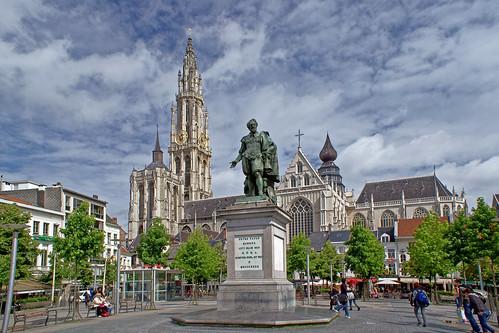 Antwerpen ~ Petro Paulo Rubens