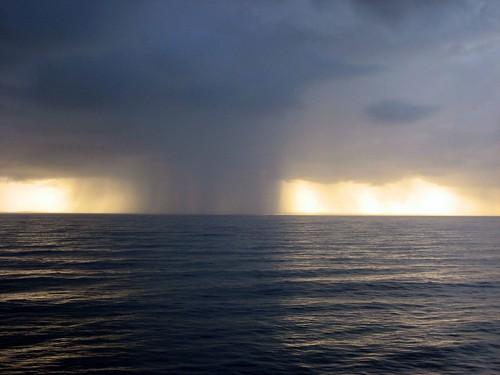 Sunset & Storm