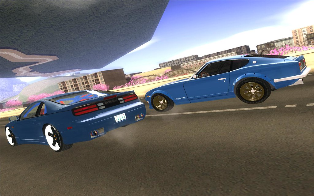 vip style skyline (g35) & vip style sc430 & 300zx 3892731423_f897af89d4_b