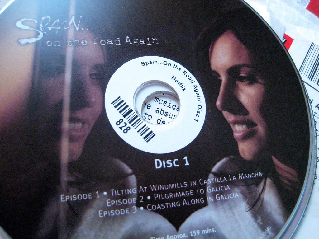 Spain ... On the Road Again (4-Disc Series) (2008)