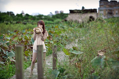 IMG_2635-Edit (Joseph Lu.) Tags: portrait girl beauty canon model pretty farm taipei 台北 frannie ef85mmf12lusm 台大安康農場 新店安坑 eos5dmarkii 小瀞