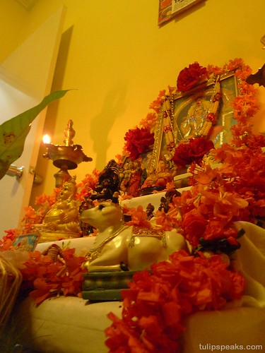 Navarathiri - first 3 days