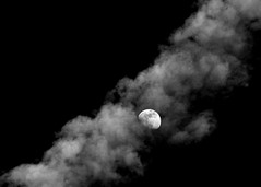 Inconspicuous (BKNYDUGGA) Tags: 2005 california city blue light arizona blackandwhite bw italy moon canada black france japan clouds digital canon dark landscape geotagged lumix eos evening eclipse australia 2006 astro crescent full fullmoon craters explore ciel crater astrophotography cielo lua astronomy jupiter dslr 2008 astronomia 2009 hdr espace 2007 d300 astronomie cratre cratres d80