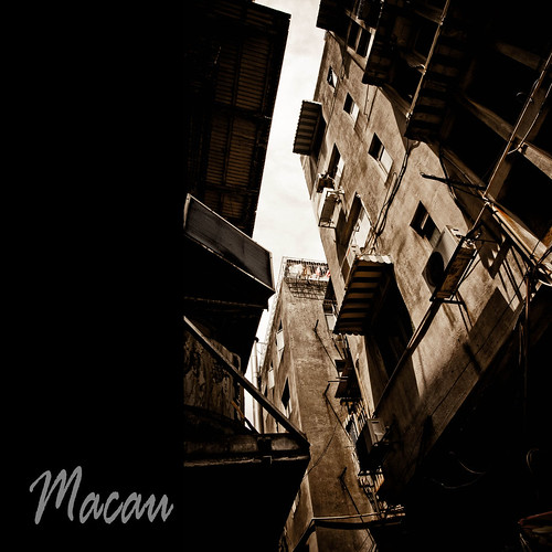 Macau :: Back Alley