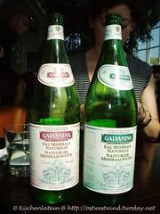 Galvanina Mineralwasser