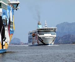 Da kommt unser Schiff (Olbia)