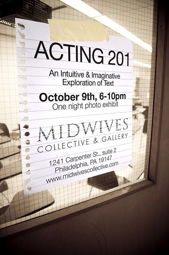 ACTING 201 Midwives Collective and Gallery