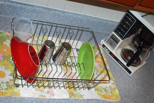 Handmade Home Dish Mat