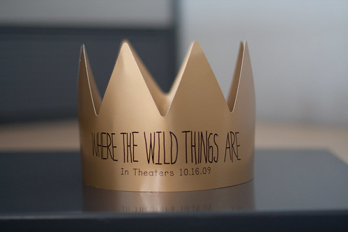 Where the Wild Things Are Crown by Bushra B