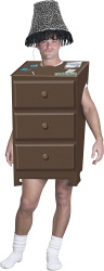 Halloween One Night Stand costume