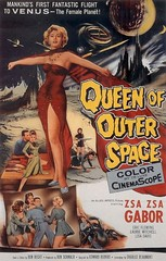 queen of outer space (by senses working overtime)